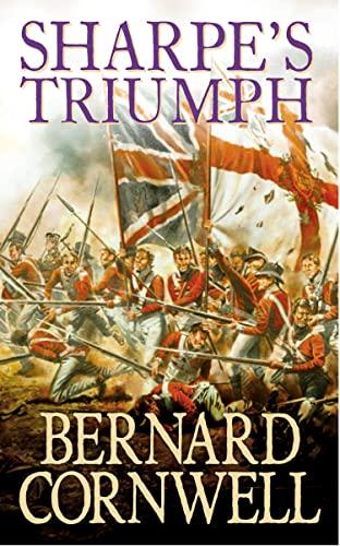 9780002256308: Sharpe's Triumph -- Richard Sharpe and the Battle of Assaye, 1803