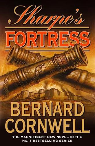 Sharpe's Fortress SIGNED COPY: Cornwell, Bernard.