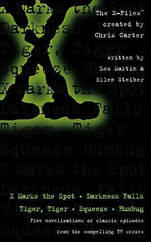 The X-Files Collection: X Marks the Spot,: Steiber, Ellen, Steiber,