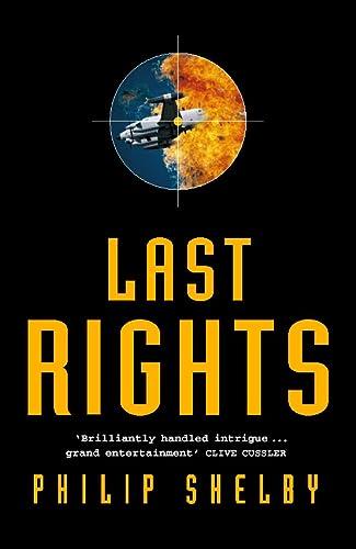 9780002256612: Last Rights