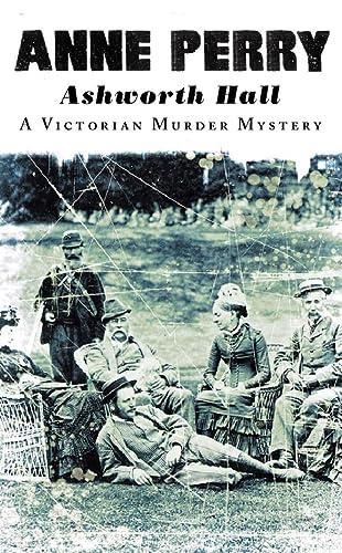 9780002256971: Ashworth Hall (A Victorian murder mystery)