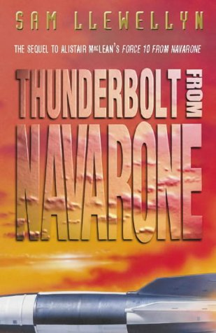 9780002257121: Thunderbolt from Navarone
