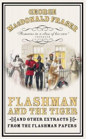 Flashman and the Tiger. Uncorrected proof.: George MacDonald Fraser.