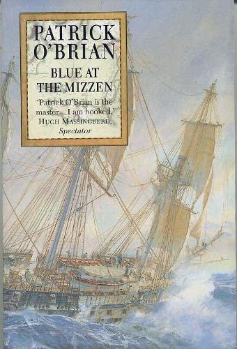 9780002259590: Blue At the Mizzen Uk