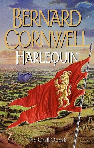 9780002259651: HARLEQUIN (THE GRAIL QUEST)