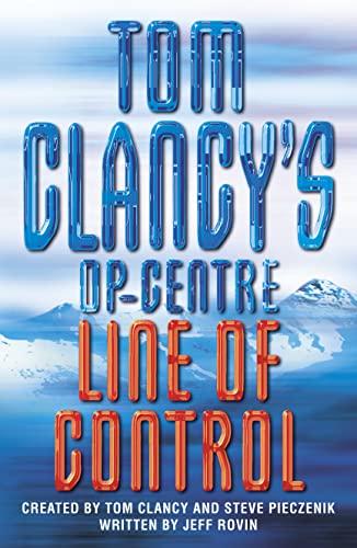 9780002259804: Line of Control (Tom Clancy's Op-centre)