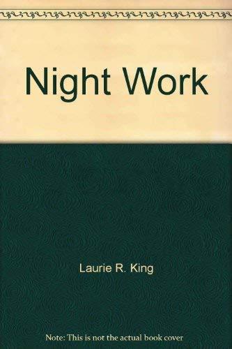 9780002261661: Night Work