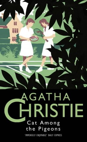 9780002310413: Cat Among the Pigeons (Agatha Christie Collection)