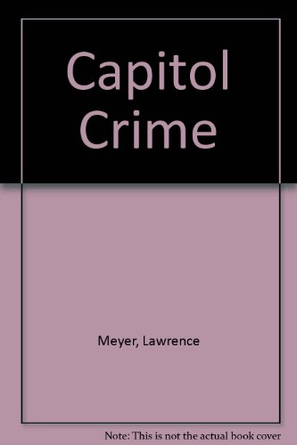 9780002310796: Capitol Crime