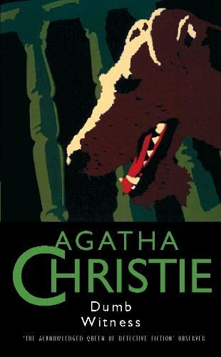 9780002310826: Dumb Witness (Agatha Christie Collection)