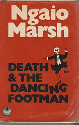 9780002310956: Death and the Dancing Footman