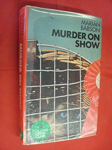 9780002311304: Murder on Show