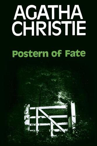 9780002311908: Postern of Fate