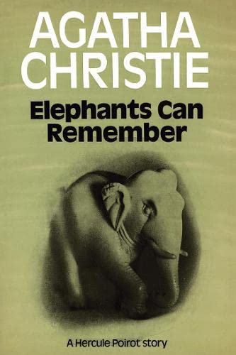 9780002312103: Elephants Can Remember (Poirot)