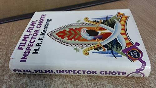 9780002312264: Filmi, Filmi, Inspector Ghote