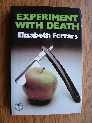 9780002312882: Experiment with Death (The crime club)