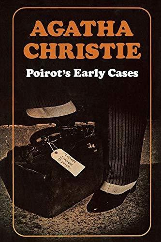 9780002313124: Poirot's Early Cases (Poirot)