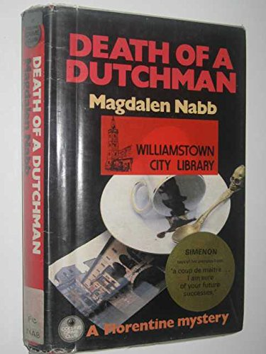 9780002313278: Death of a Dutchman (The Crime Club)
