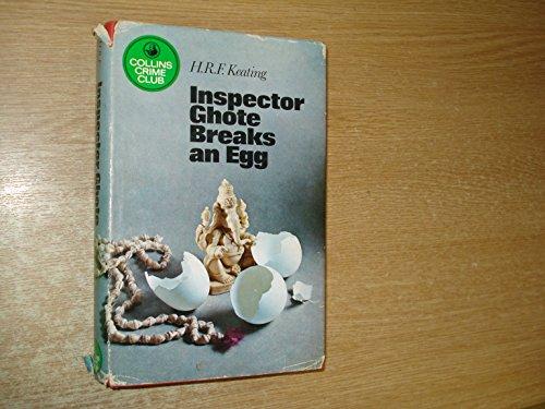 9780002313490: Inspector Ghote Breaks an Egg