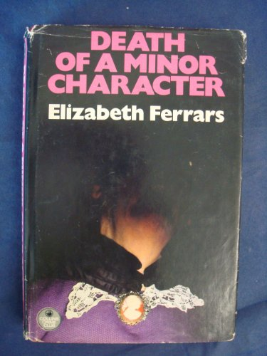 9780002313667: Death of a Minor Character