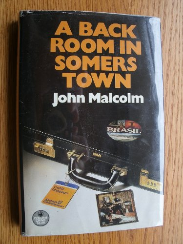 9780002313902: A Back Room in Somers Town (The Crime Club)