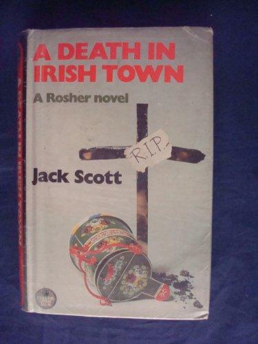 9780002313957: A Death in Irish Town (The Crime Club)