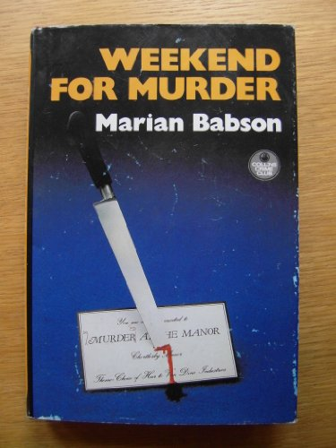 9780002314350: Weekend for Murder (Collins Crime Club)