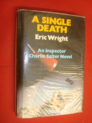 9780002314992: Single Death (The Crime Club)