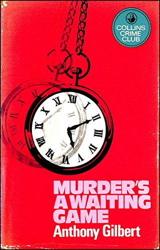 9780002315302: Murder is a Waiting Game