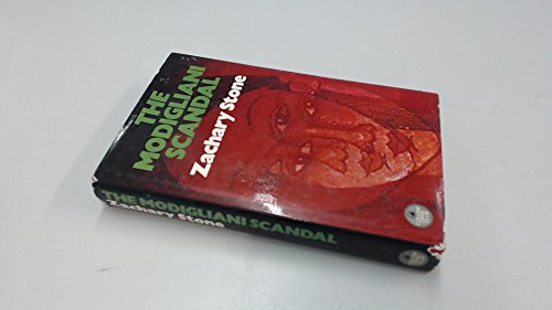 9780002315463: Modigliani Scandal