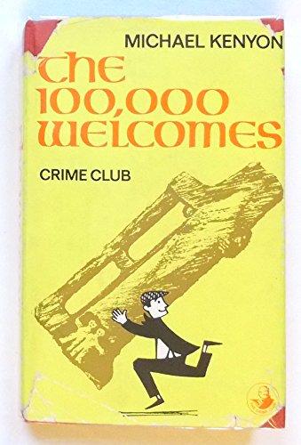 The 100,000 welcomes: Kenyon, Michael
