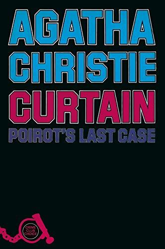 9780002316194: Curtain: Poirot's Last Case (Poirot)