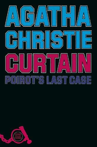 9780002316194: Curtain: Poirot'S Last Case