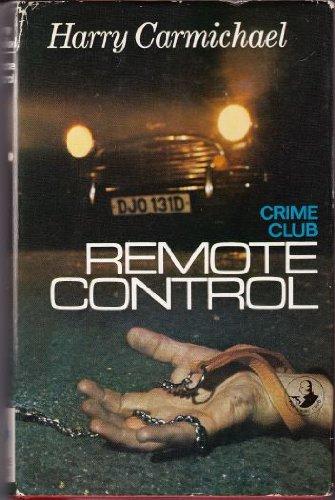 9780002317047: Remote Control