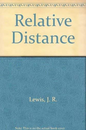 9780002317177: Relative Distance