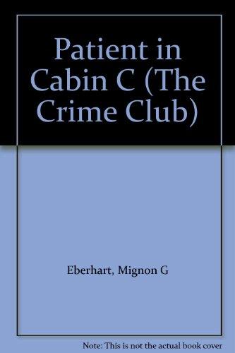 9780002317320: Patient in Cabin C