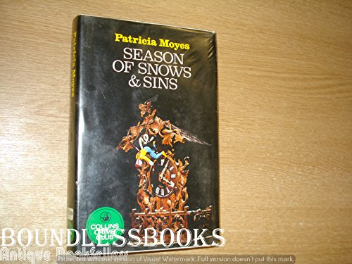 9780002317641: Season of Snows and Sins