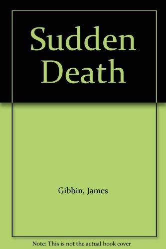 9780002317887: Sudden Death