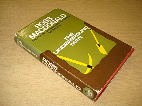 9780002318488: The Underground Man
