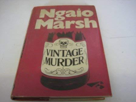 9780002318983: Vintage Murder (The crime club)