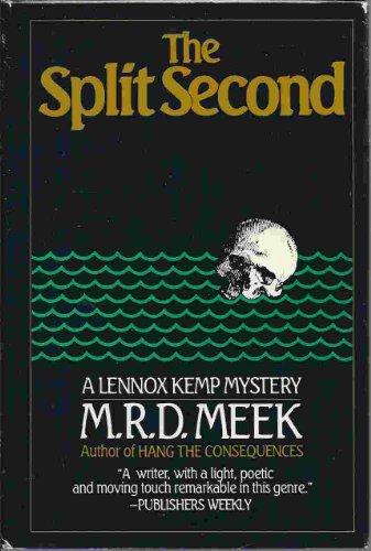 9780002319119: The Split Second
