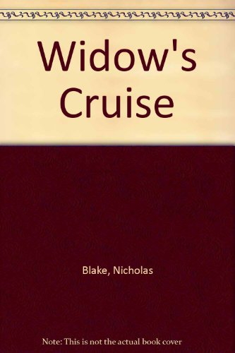9780002319171: Widow's Cruise