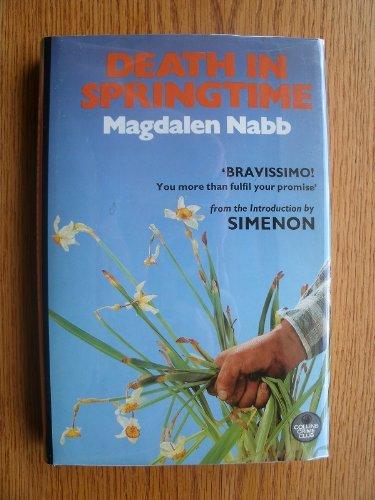 9780002319300: Death in Springtime: a Florentine mystery