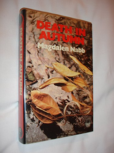 9780002319737: Death in Autumn (The Crime Club)