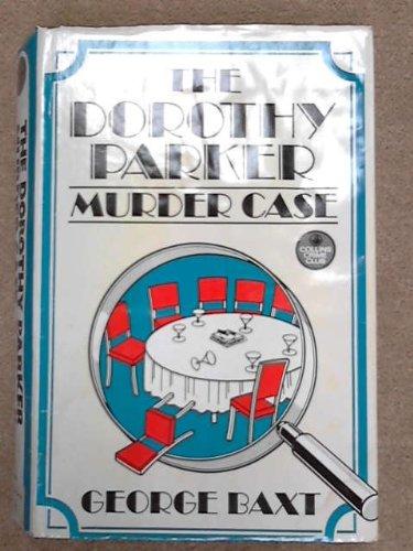 9780002319775: Dorothy Parker Murder Case