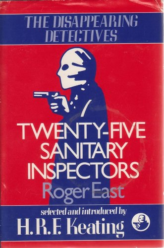 9780002319959: Twenty-five Sanitary Inspectors (Disappearing Detectives)