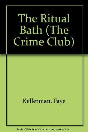 The Ritual Bath (Inscribed and Signed): Kellerman, Faye