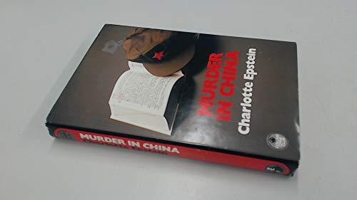9780002320900: MURDER IN CHINA.