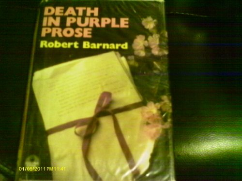 9780002321167: Death in Purple Prose (The Crime Club)