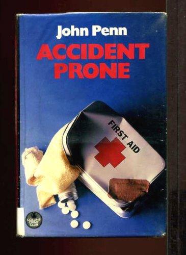 9780002321457: Accident Prone (The Crime club)